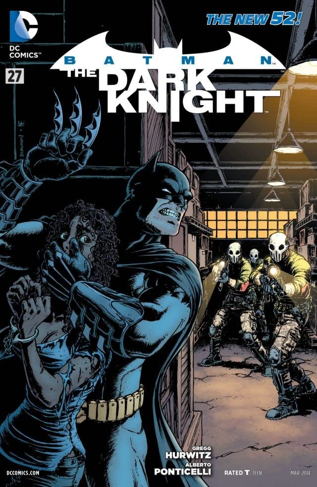 Batman: The Dark Knight (2011-2014) #27