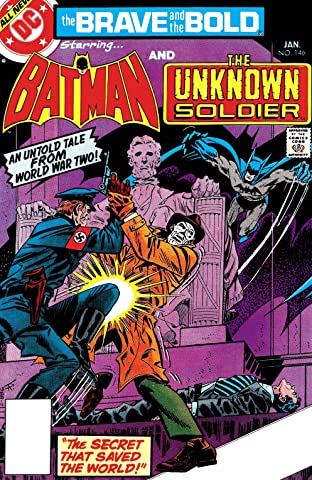The Brave and the Bold (1955-1983) #146