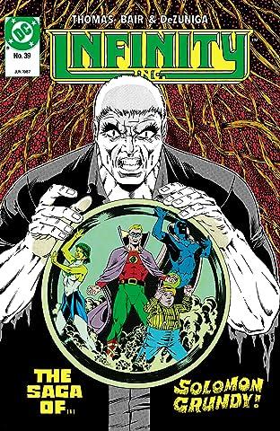Infinity, Inc. (1984-1988) #39