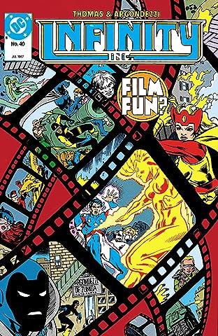 Infinity, Inc. (1984-1988) #40