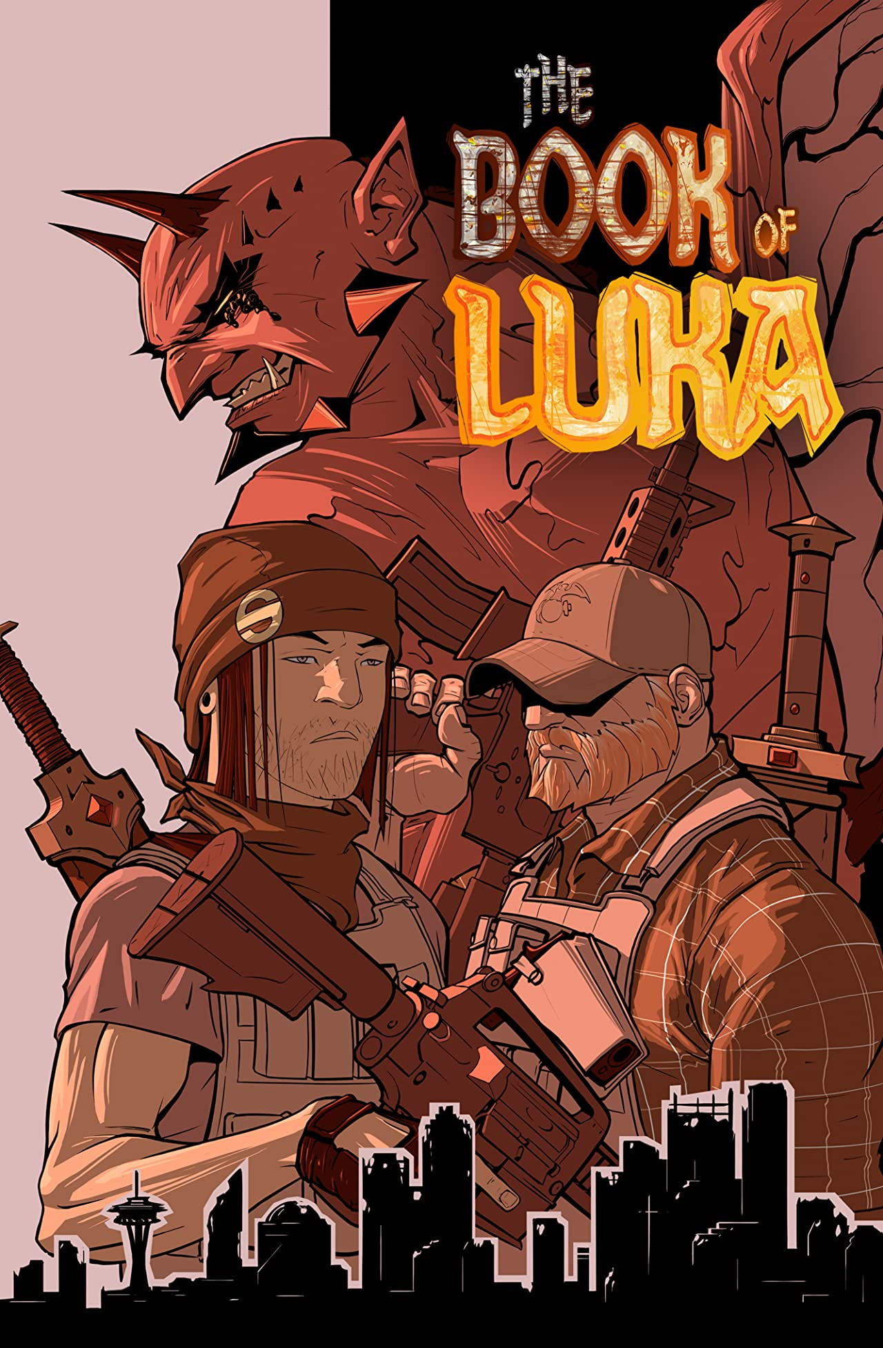 The Book of Luka #1