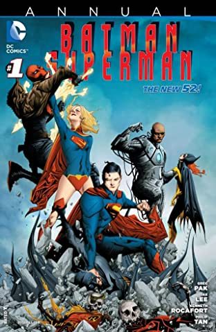 Batman/Superman (2013-): Annual #1