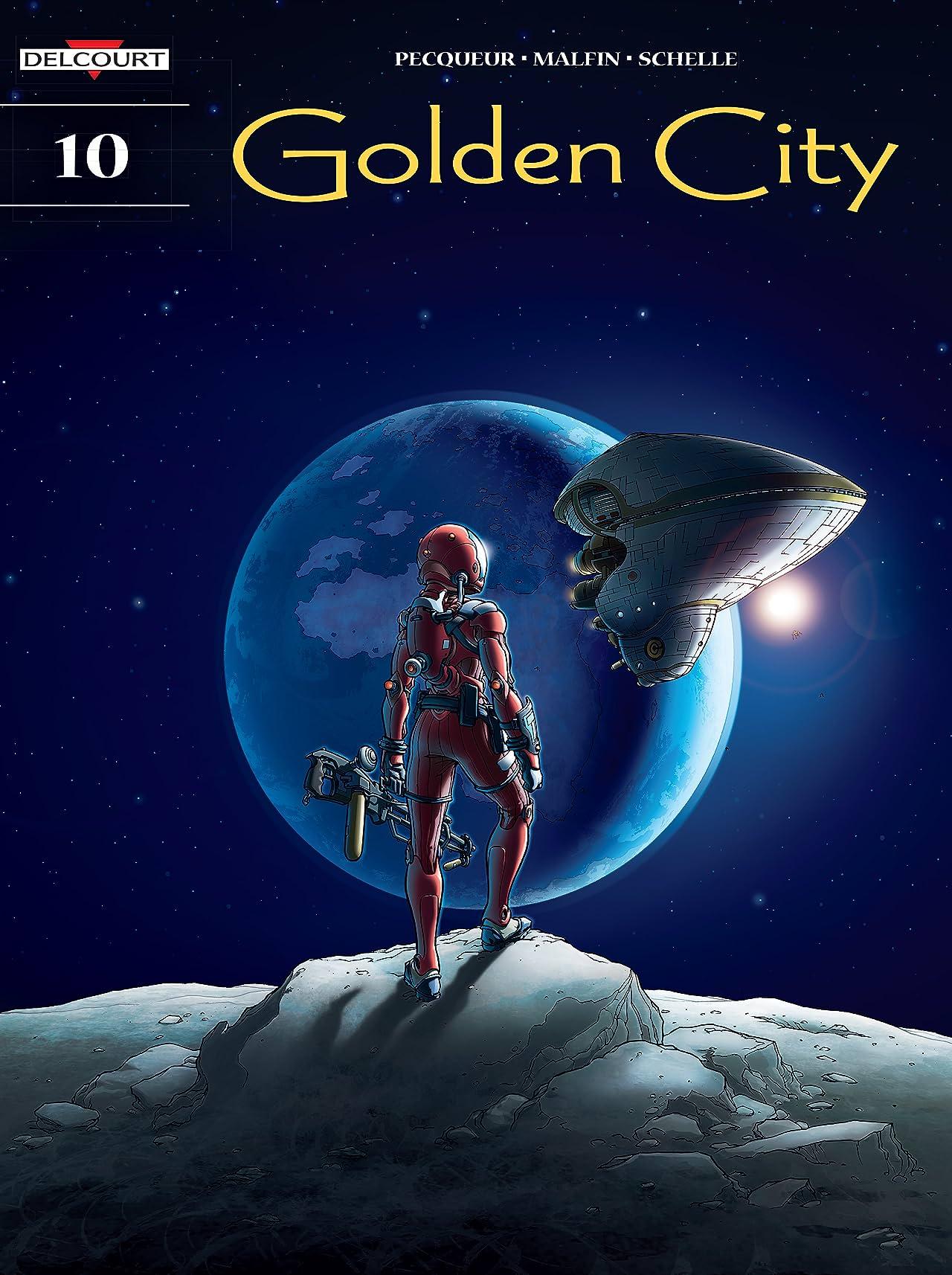 Golden City Vol. 10: Low Earth Orbit