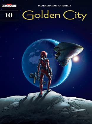 Golden City Vol. 10: Low Earth Orbit