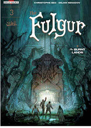 The Fulgur Tome 3: The Burnt Lands