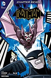 Beware the Batman (2013-2014) #7