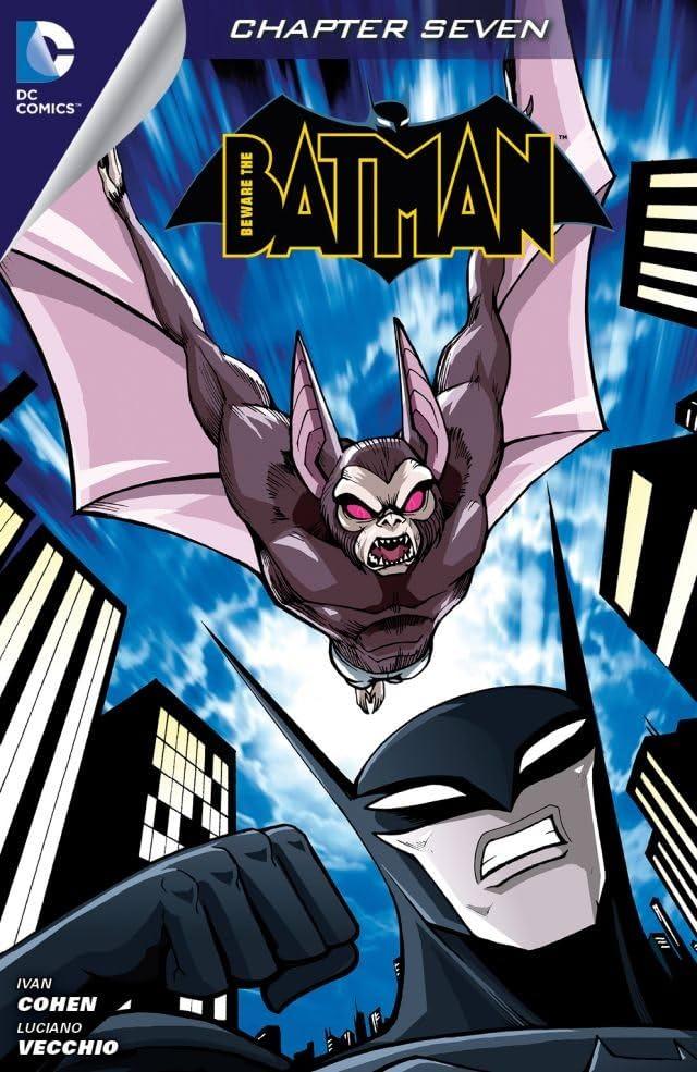 Beware the Batman (2013-2014) #7