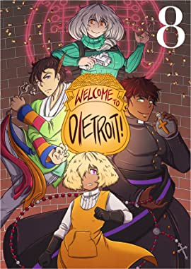 WELCOME TO DIETROIT #8