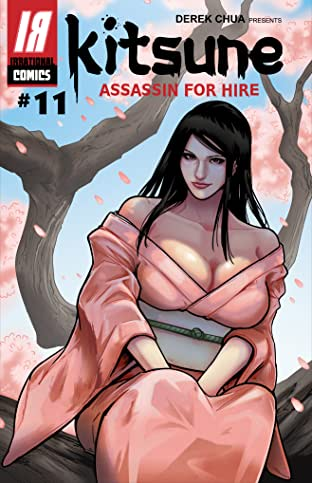 Kitsune: Assassin For Hire #11