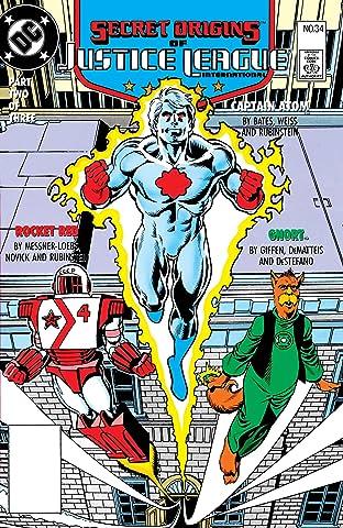 Secret Origins (1986-1990) #34