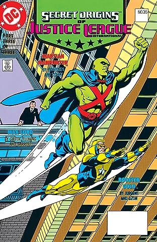 Secret Origins (1986-1990) #35