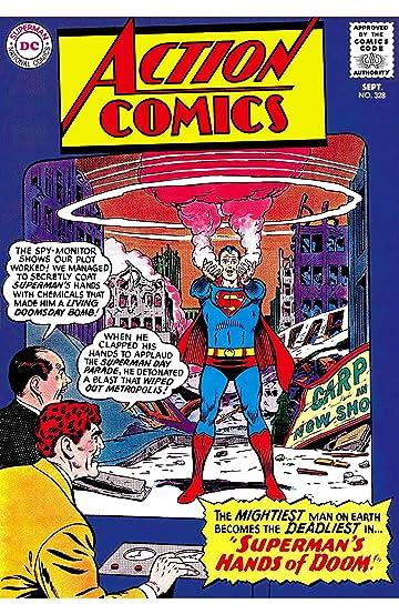 Action Comics (1938-2011) #328
