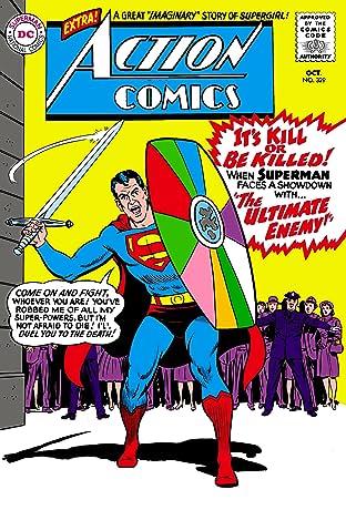 Action Comics (1938-2011) #329