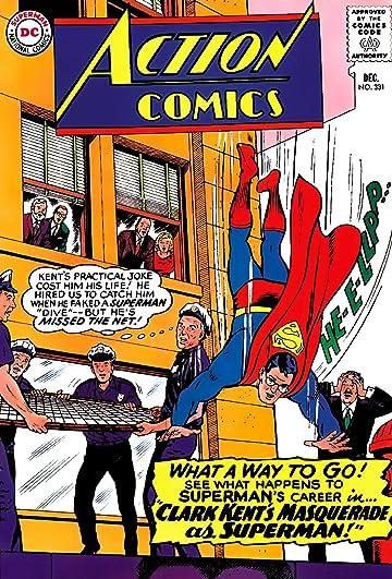 Action Comics (1938-2011) #331