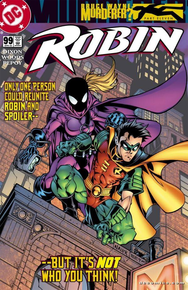 Robin (1993-2009) #99
