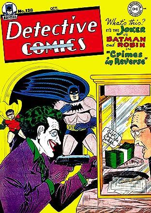 Detective Comics (1937-2011) #128