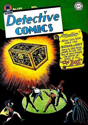 Detective Comics (1937-2011) #130