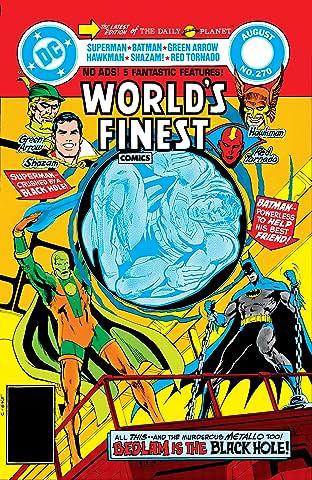 World's Finest Comics (1941-1986) #270