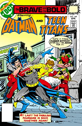 The Brave and the Bold (1955-1983) #149