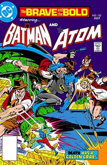 The Brave and the Bold (1955-1983) #152