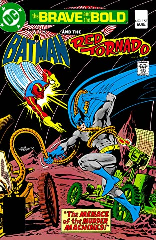 The Brave and the Bold (1955-1983) #153