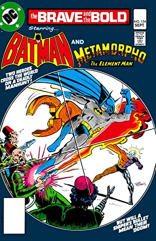 The Brave and the Bold (1955-1983) #154