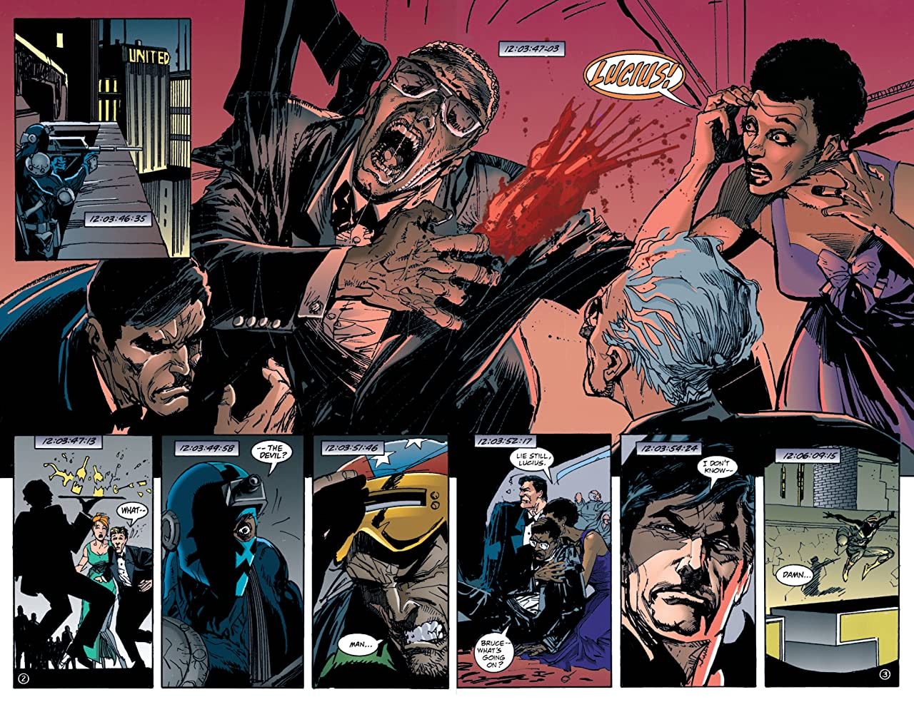 Detective Comics (1937-2011) #709