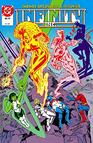 Infinity, Inc. (1984-1988) #41