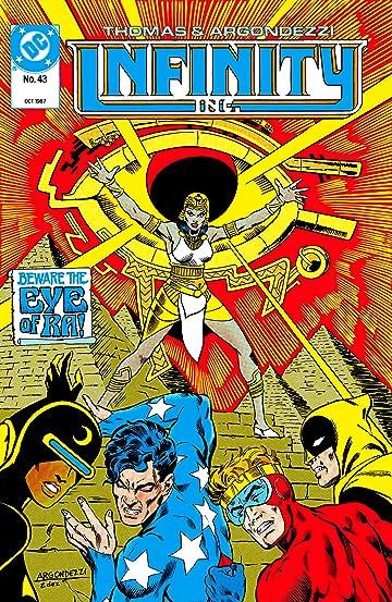 Infinity, Inc. (1984-1988) #43