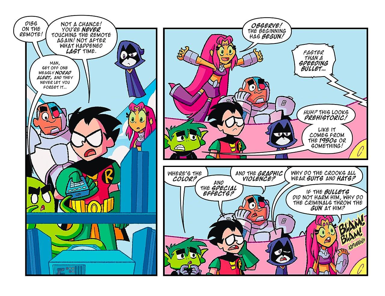 Teen Titans Go! (2013-) #55