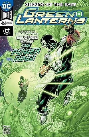Green Lanterns (2016-) #46