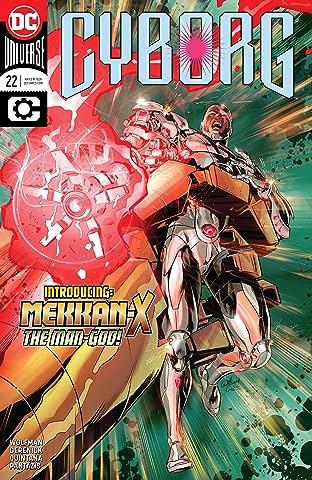 Cyborg (2016-) #22