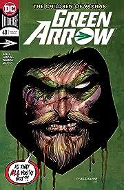 Green Arrow (2016-2019) #40