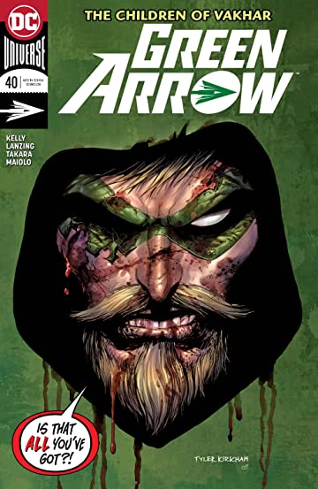 Green Arrow (2016-) #40