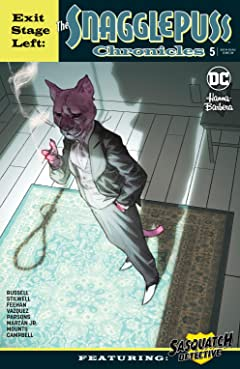 Exit Stage Left: The Snagglepuss Chronicles (2018) #5