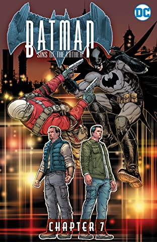 Batman: Sins of the Father (2018-) #7