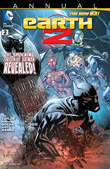 Earth 2 (2012-2015): Annual #2