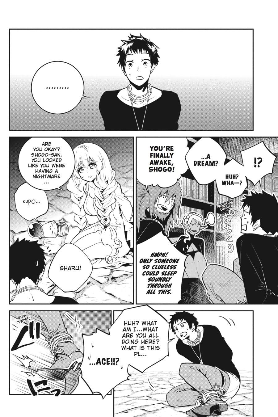 Final Fantasy Lost Stranger #9