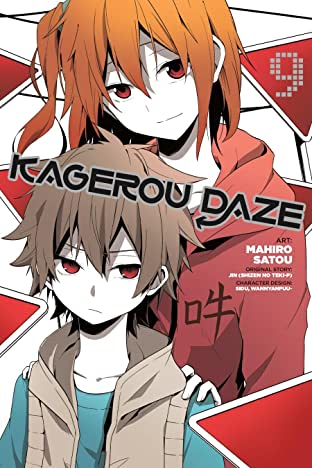 Kagerou Daze Vol. 9