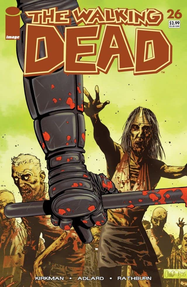 The Walking Dead #26