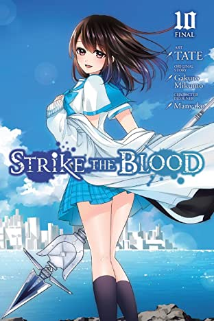 Strike the Blood Vol. 10