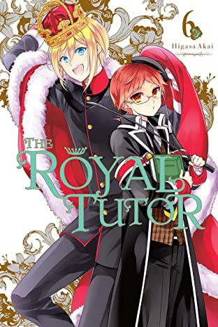 The Royal Tutor Vol. 6