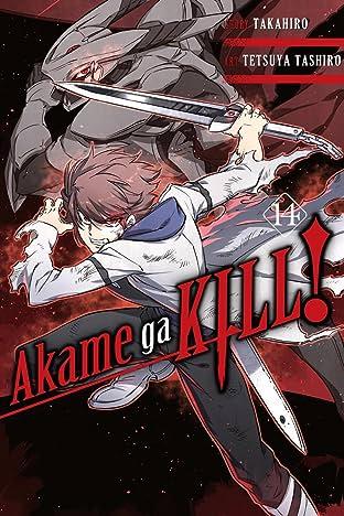 Akame ga KILL! Tome 14