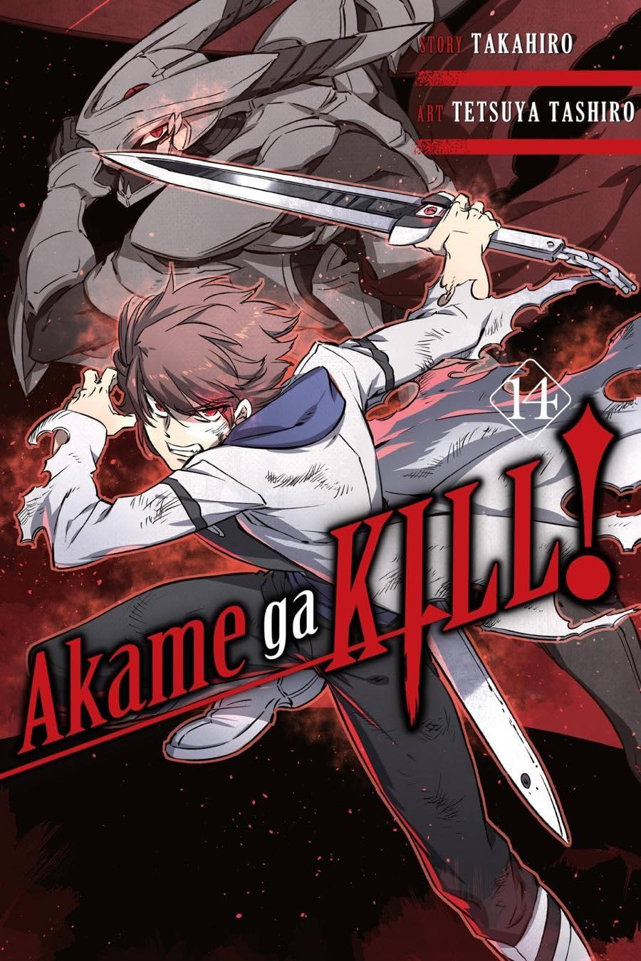 Akame ga KILL! Vol. 14