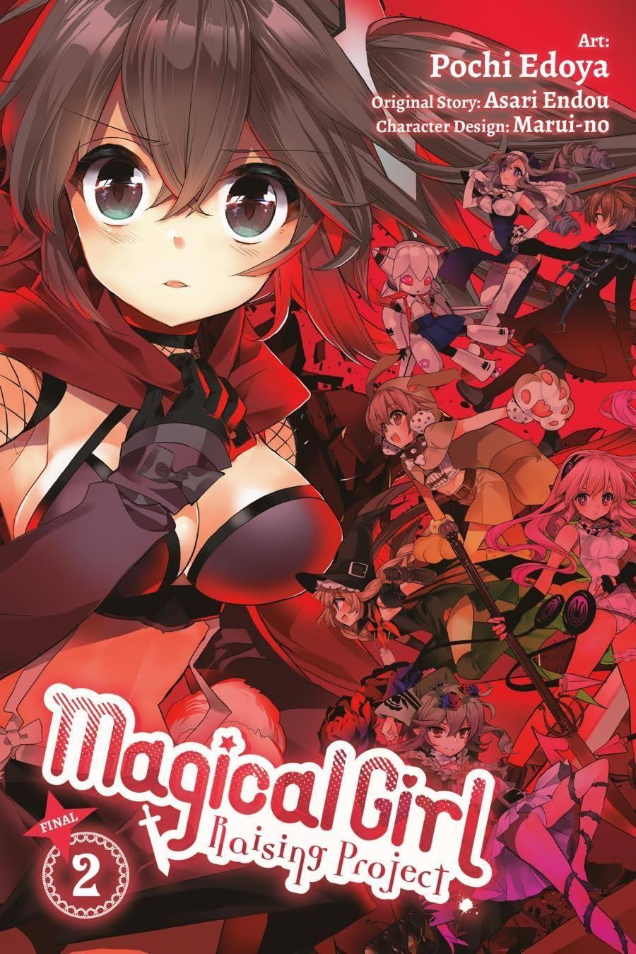 Magical Girl Raising Project Vol. 2