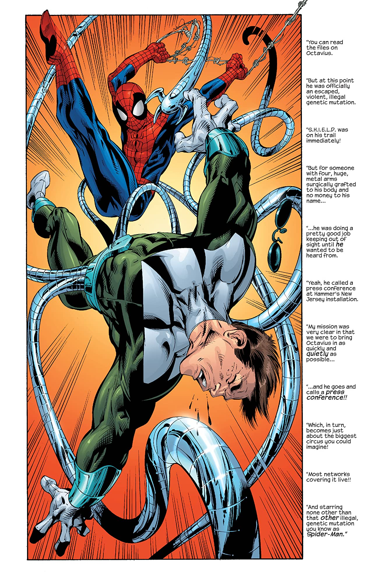 Ultimate Spider-Man (2000-2009) #46