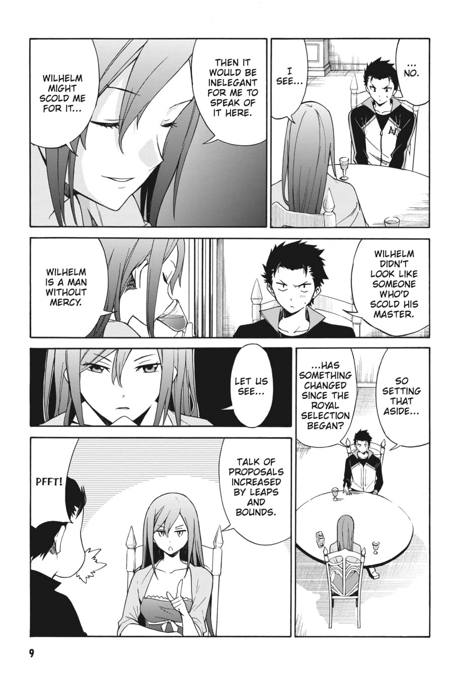 Re:ZERO -Starting Life in Another World-, Chapter 3: Truth of Zero Vol. 3