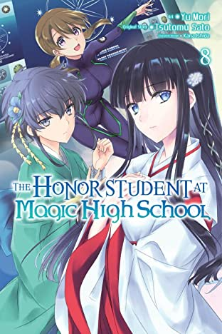 The Honor Student at Magic High School Vol. 8