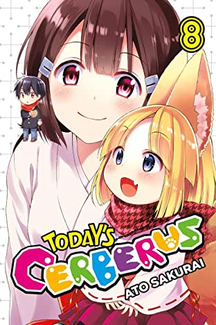 Today's Cerberus Vol. 8