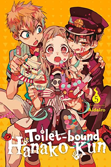 Toilet-bound Hanako-kun Vol. 5